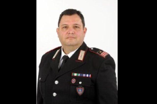 Il carabiniere Pasquale Licciardi, ucciso a 53 anni da una polmonite causata dal coronavirus.