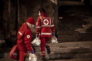 Zona rossa Covid, allarme freddo e assistenza ai senzatetto. C'è un piano, stazioni aperte la notte