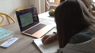 Salerno, bambina di 10 anni indagata per aver filmato la lezione in Dad, il caso in Parlamento