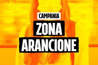 Campania zona arancione solo per oggi: cosa cambia per apertura negozi e spostamenti