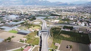 Inaugurato il nuovo svincolo di Angri dell'autostrada A3 Napoli-Salerno