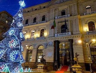 Napoli, l'albero di Natale in piazza Bovio si accenderà sabato 5 dicembre