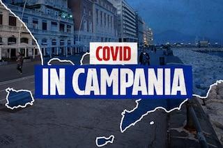 Covid, i comuni con più casi attualmente attivi della Campania