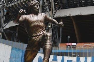 Una statua per Maradona a Napoli: ci sono già 14 richieste in tutta la città