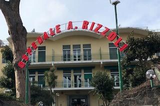 Covid, casi positivi tra medici e infermieri dell'ospedale Rizzoli di Ischia
