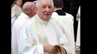 È morto don Gennaro Andolfi, San Giorgio a Cremano a lutto