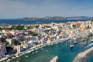 Procida, Ischia e Capri isole Covid free. Alla fine De Luca ha fatto come voleva lui