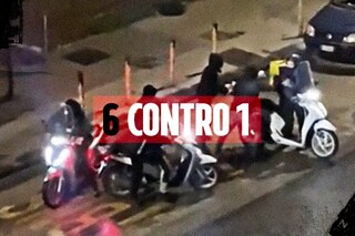 Rider picchiato e rapinato: ci voleva un video per ricordare i tanti Gianni di Napoli