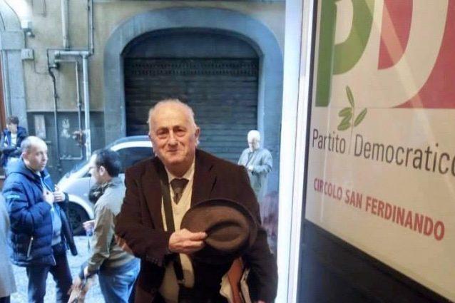 Ernesto Nocera in una foto del 2014