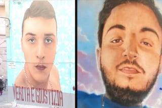 """Murales a baby rapinatori uccisi, il Procuratore Riello: """"Vergognosi, non sono eroi"""""""