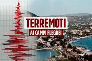 Bollettino terremoti Campi Flegrei, tante le scosse ma la situazione è stabile