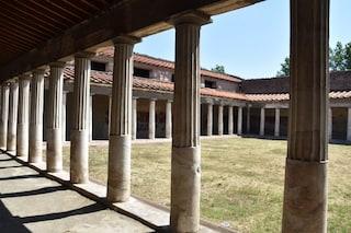 Scavi di Oplonti, riapre la villa di Poppea, moglie dell'imperatore Nerone, a Torre Annunziata