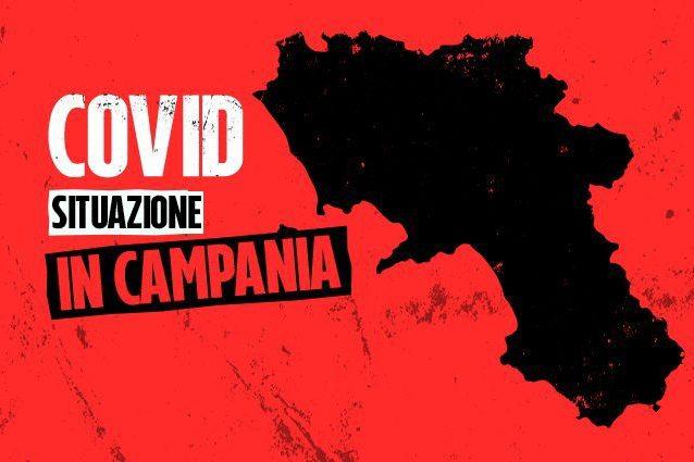 La Campania non è più a rischio basso Covid: passa in moderato con allerta resilienza