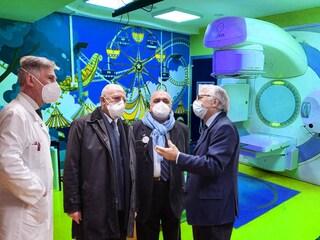 Radioterapia per i bambini all'ospedale Pascale di Napoli: da oggi un reparto dedicato
