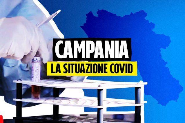 Covid Campania, 200 positivi a Napoli nelle ultime 24 ore: i dati per provincia