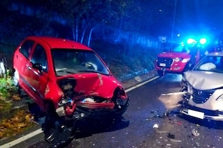 Incidente tra Caivano e Marcianise, frontale tra due auto: muore 48enne
