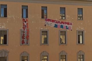 """A Napoli occupato il Liceo Vico: """"No al rientro senza sicurezza"""". Ma gli studenti si dividono"""