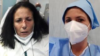 """Loredana, l'infermiera aggredita al Cardarelli torna a lavoro: """"Riprendo in mano la mia vita"""""""