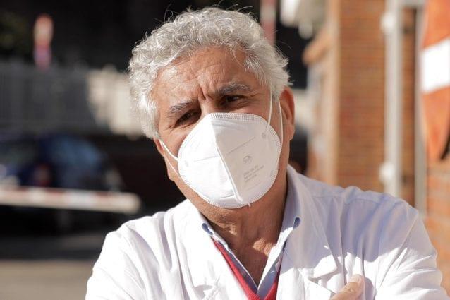 [Dottor Nicola Maturo, responsabile PS Cotugno]