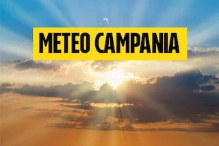 In Campania è tornato il bel tempo: temperature in aumento fino a domenica