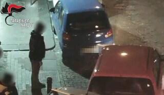 Arresti a Bagnoli, parcheggiatori abusivi controllati dai D'Ausilio: 800 euro al mese al clan