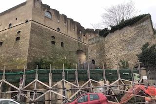 Il belvedere di San Martino a rischio crollo. Abbandonata al degrado la Pedamentina