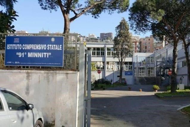 L'istituto comprensivo statale Minniti–Zanfagna