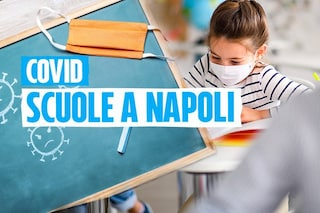Scuola, a Napoli 10 studenti e 3 docenti positivi al Covid. La mappa per quartiere