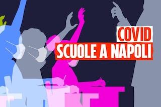 Scuole, a Napoli 36 nuovi contagi tra studenti e insegnanti nelle ultime 24 ore