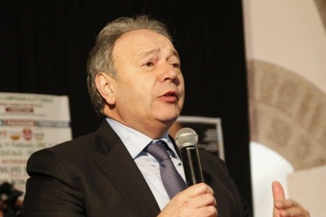 Gennaro Oliviero, consigliere regionale Pd e presidente del Consiglio regionale della Campania