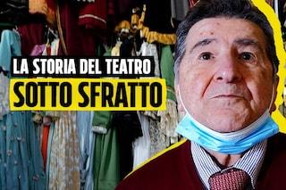La storica sartoria teatrale Canzanella di Napoli rischia di chiudere per sempre