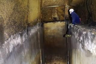 Galleria Vittoria, task force di geologi per trovare le infiltrazioni nella collina