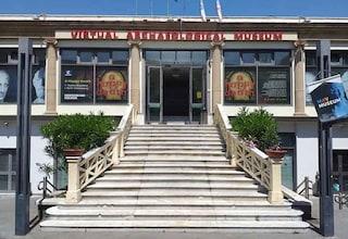 Tentato furto al Museo Archeologico Virtuale di Ercolano, i ladri forzano la porta d'ingresso