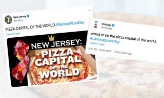 """Chicago e il New Jersey: """"Siamo la Capitale della pizza nel mondo"""". La risposta dei napoletani"""