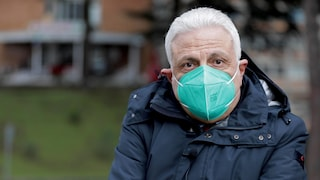 """L'infettivologo Punzi: """"Più vaccini e senso di responsabilità per contenere la variante inglese"""""""