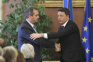 """De Magistris: """"Ora tutti si rendono conto di chi è Renzi, feci bene ad attaccarlo"""""""