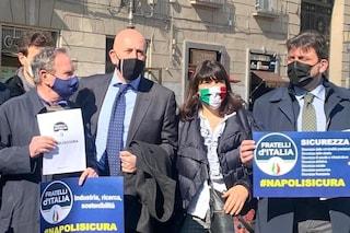 Comunali Napoli 2021, l'avvocato Sergio Rastrelli candidato sindaco per FdI