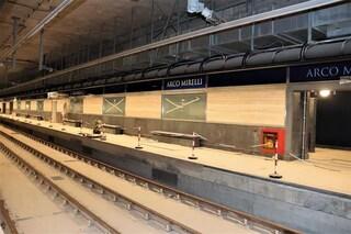 Metro Linea 6, la Stazione Arco Mirelli a Chiaia cambia nome in omaggio alla Repubblica