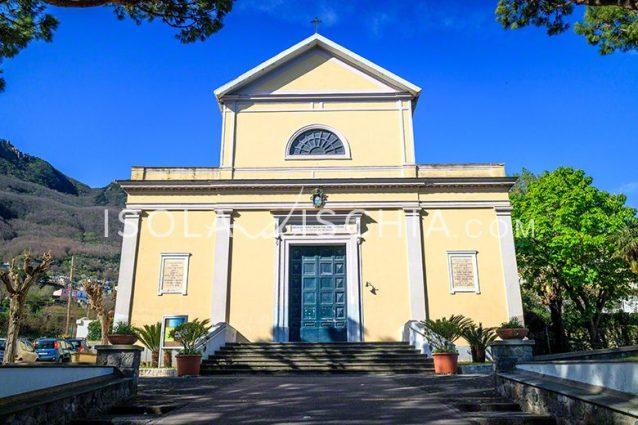 La Basilica di Casamicciola, foto di Isoladischia.com