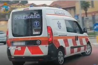 Ambulanze Asl Napoli 1, caso First Aid e appalti truccati finisce in Consiglio Regionale