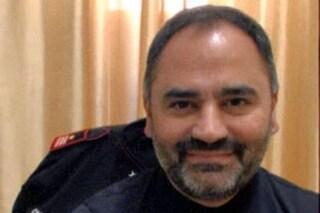 Dolore e rabbia ai funerali di Baldo Nero, il luogotenente dei carabinieri morto di Covid a 49 anni