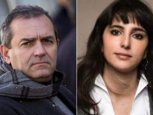 Luigi De Magistris ed Eleonora De Majo