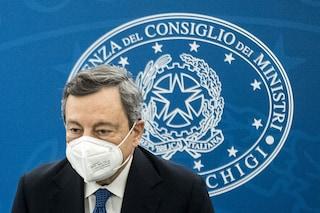 """Draghi boccia l'accordo Sputnik in Campania: """"Attenzione a siglare questi contratti. Vaccino russo solo fra 3-4 mesi"""""""