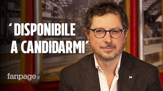 """Francesco Borrelli: """"Candidato sindaco di Napoli? Disponibile ma se è condivisa"""""""