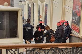 Napoli, i Nas nella Metro 1 e nelle funicolari per verifiche sulle sanificazioni