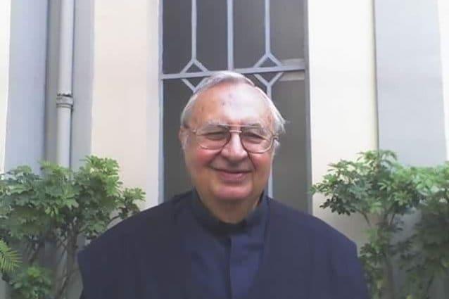 Padre Riccardo Sommella.