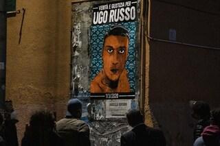 """Il volto di Ugo Russo anche a Roma: """"Un murale in ogni quartiere, verità e giustizia"""""""