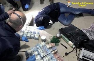 Oltre 150 kg di cocaina, 650mila euro e armi trovati nel bunker dei narcos