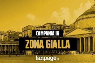 Campania zona gialla Covid da oggi 26 aprile: cosa si può fare e cosa no