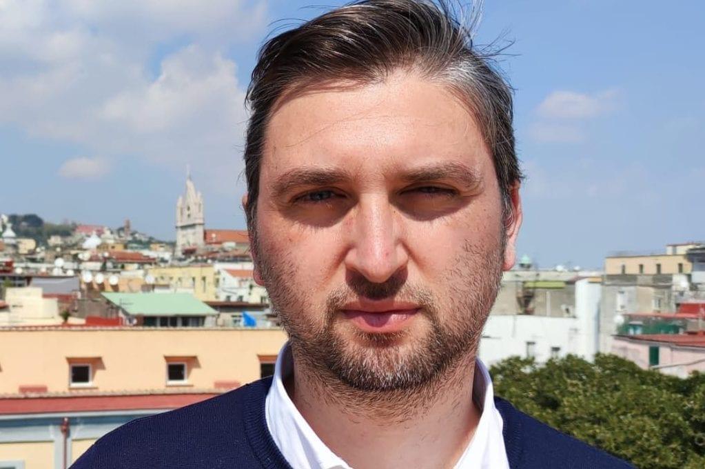 L'assessore Giovanni Pagano